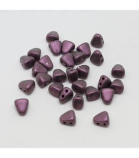 NIB-BIT 6/5mm Metallic Suede - Pink - 5g
