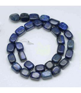 Lapis lazuli ok. 14x10mm - 6szt