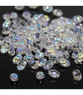 MiniDuo 2.5x4mm Crystal White - 5g
