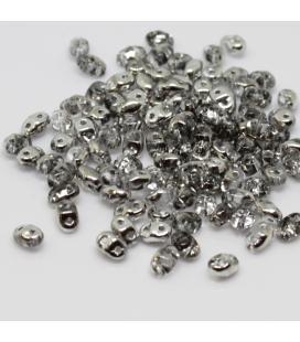 MiniDuo 2.5x4mm Silver 1/2 - 5g