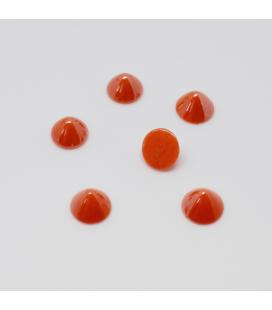 Kaboszon szklany ok.10mm - 6szt