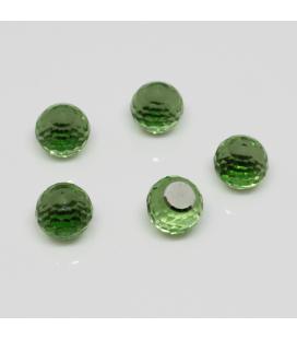 Kaboszon szklany ok.10mm - 1szt