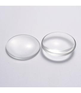 Kaboszon szklany 30mm - 4szt