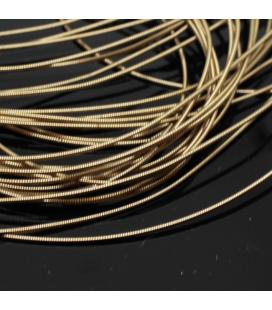 Bajorek sztywny Metallic Bronze 1 mm - 2g