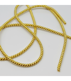 Bajorek ozdobny Yellow Gold 2 mm - 4g
