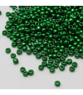 TOHO Round 8/0 Hybrid ColorTrends: Metallic - Kale - 30g