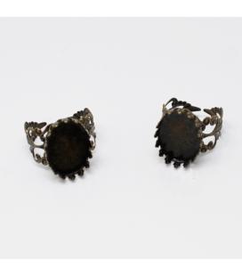 Baza do pierścionka ażurowa - 1szt