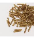 MIYUKI TWISTED BUGLE 2x12mm